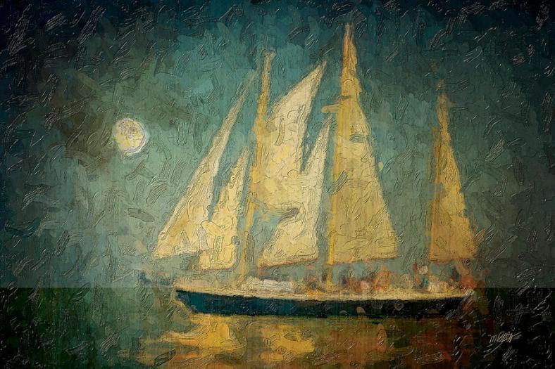 moonlight-sail-michael-petrizzo