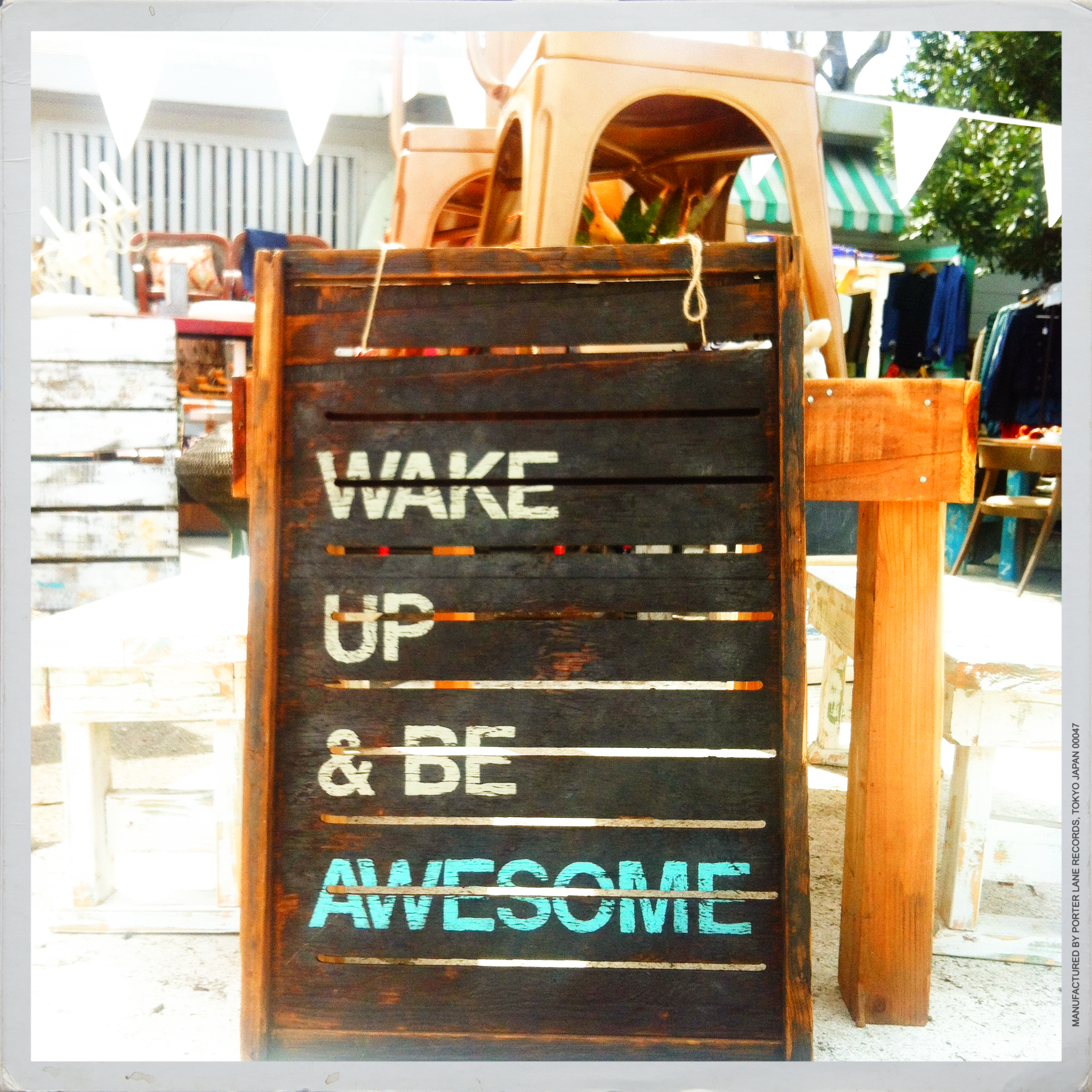 Wake up and be awesome at saturdaysoul.com