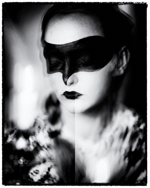 masks are not just for halloween at www.saturdaysoul.com