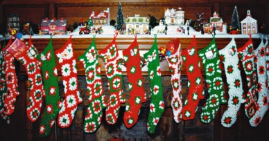 moms stockings my favorite things