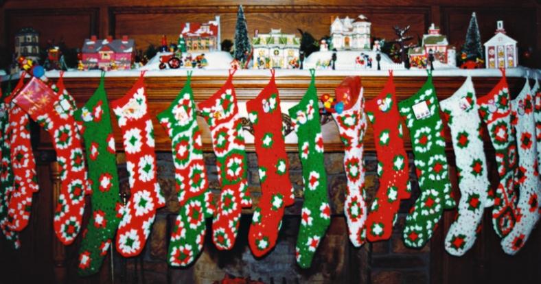 moms stockings my favorite things