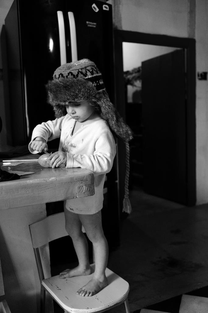 For My Son - photo by Alain Laboile
