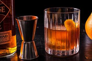 the old fashioned cocktail at #saturdaysoul