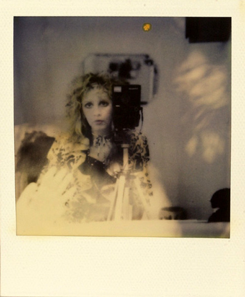 invisible selfies Stevie Nicks polaroid selfies at #saturdaysoul