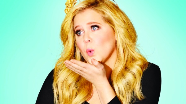 you rock at #saturdaysoul with #amyschumer