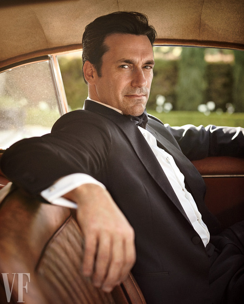 john hamm as don draper in mad men photo by vanity fair